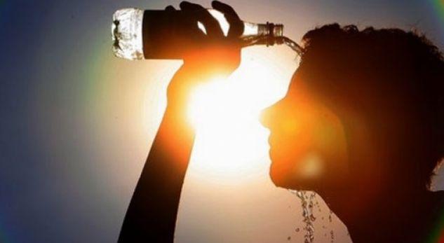 Valë e re e të nxehtit në Maqedoni, temperatura deri në 40 gradë