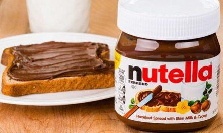 Kur të shihni përmbajtjen e Nutellës, ndoshta nuk do e konsumoni më (Nutella)