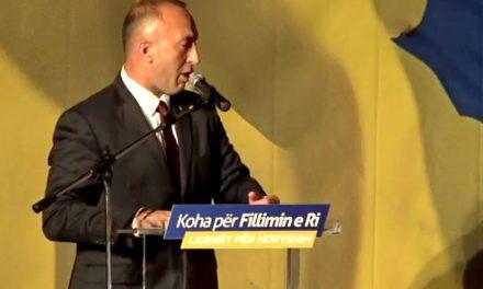 Haradinaj nga Kaçaniku përmend dy pengesa që i ka Kosova! (Video)