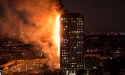 Zjarr në Londër: Rritet në 74 numri i të lënduarve, 20 prej tyre vazhdojnë të jenë në gjendje të rëndë