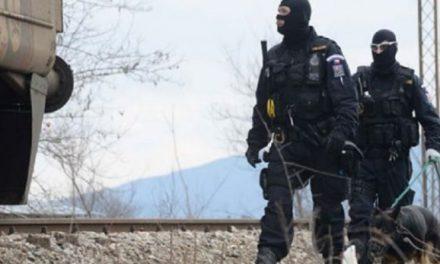 Nesër në Maqedoni bëhet rotacioni i tetë i policisë sllovake