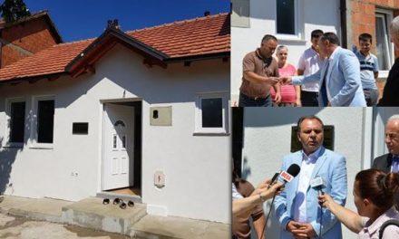 Golden Eagle e bënë me shtëpi të re familjen Krasniqi nga Prizreni