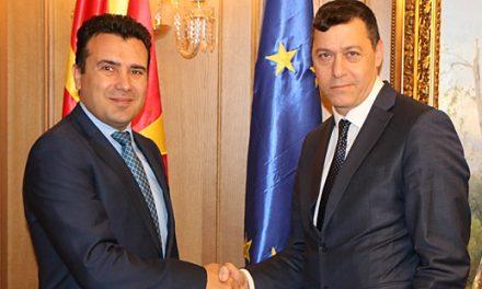 Takim Zaev-Orjan: Ndryshimet hapin mundësi për investime izraelite në Maqedoni