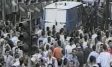 Dy dekada nga ngjarjet e përgjakshme të Gostivarit (VIDEO)