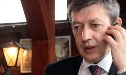 Kryetari degës së BDI-së në Kërçovë  Sheval Ceka ofendon rëndë Musa Xhaferin (18+)