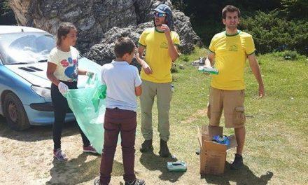 """"""" Ta shpëtojmë Kodrën e Diellit"""", mali Sharr po pastohet që të ngritet vetëdija publike"""