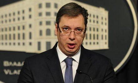 """Vuçiq: """"Bondsteel""""-i është bazë e Amerikës në Serbi"""