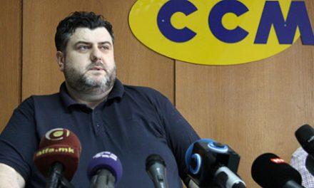 Darko Dimovski edhe zyrtarisht e merr funksionin kryetari LSM-së