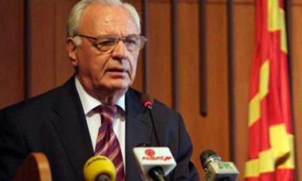 """Ish-Ministri i VMRO-se: """"Ligji për përdorimin e gjuhës është kundërkushtetues dhe nuk ka baza në Marrëveshjen e Ohrit"""""""
