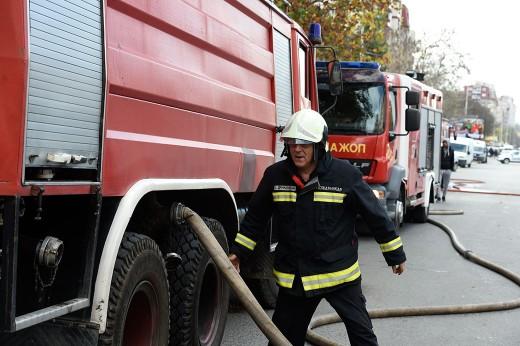 Zjarri në Matkë është lokalizuar, në Makedonski Brod ende aktiv