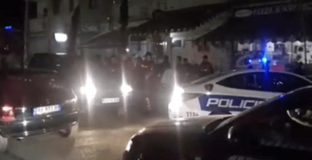 Dalin pamjet e para nga konflikti i armatosur në Tiranë (VIDEO)