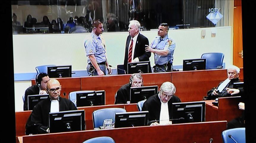 Vendimi i Tribunalit të Hagës: Ratko Mladiq dënohet me burg të përjetshëm