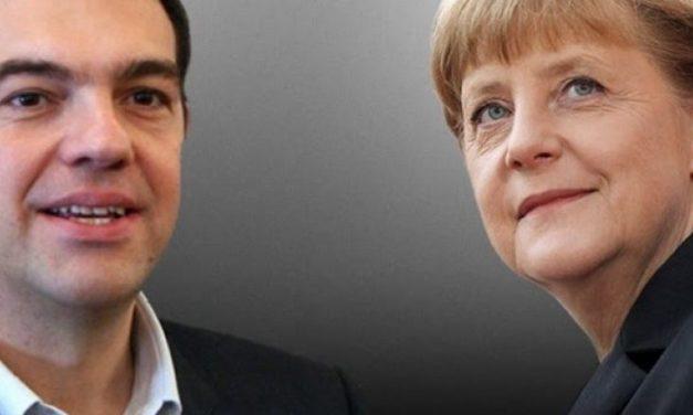 Çështja për emrin në rend dite të takimit Cipras – Merkel në Bruksel