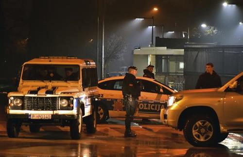 Podgoricë: Policia gjen letër lamtumirëse të sulmuesit të ambasadës amerikane
