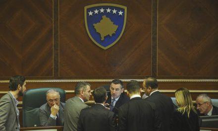 Votimi për Demarkacionin i Varur nga Marrëveshja me Listën Serbe