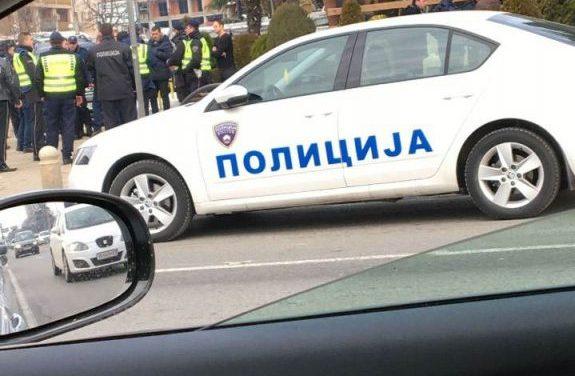 Beqir Asani ka lënduar një police (FOTO)