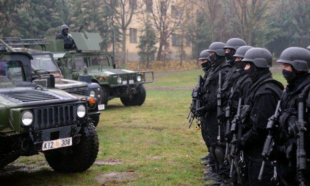 Asnjë shqiptar në disa njësi speciale të ARM-së