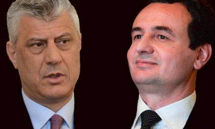 Thaçi: Kurti financohet nga Irani dhe takohet me njerëz të Putinit