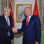 Kumanovarët vriten, Ali Ahmeti vazhdon gostitë me Ilir Metën